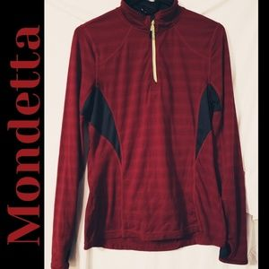 6/$20 Sale 🔮MONDETTA Performance Running Pullover
